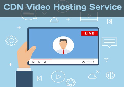 CDN Video Hosting Service