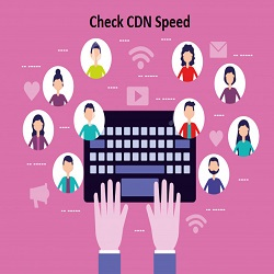 Check CDN Speed