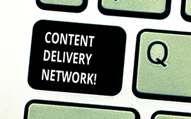 Content Delivery Network Streamer