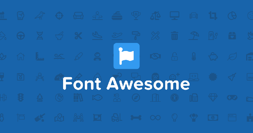 Font Awesome Link CDN