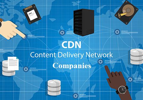 Top CDN Companies