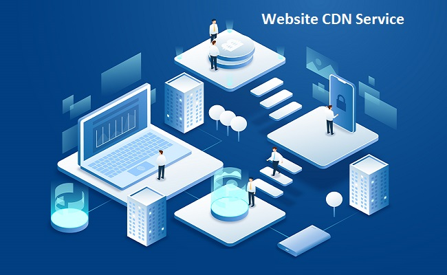 Website CDN Service