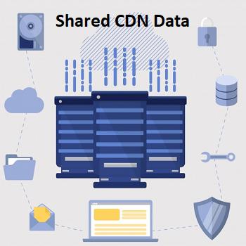 What is Shared CDN Data
